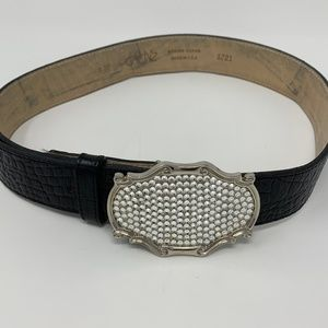 Cache' Genuine Leather Belt